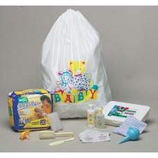 Medline Premium Baby prep Kits, 6 Kits/Case
