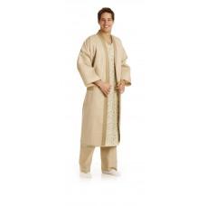 Medline Kimono Style Patient Robes, 12 Robes