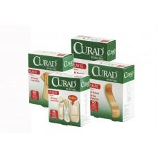 CURAD Plastic Adhesive Bandages Case of 24