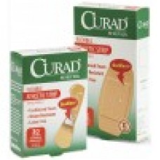 "CURAD Athletic Foam Bandages 1X3"",30EA / BX, Case of 24"