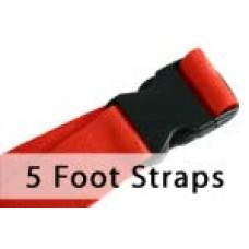 Iron Duck Immobilization Stretcher Straps