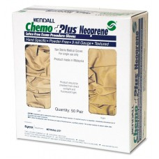 Latex-Free Neoprene Chemobloc Glove by Covidien Case of 300 gloves