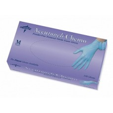 Accutouch Powder-Free Latex-Free Nitrile Exam Gloves (Case of 1,000) Medline