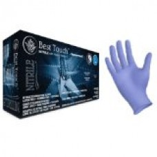 Nitrile Exam Gloves by Sempermed with Aloe and Vitamin E, Powder Free, Best Touch®, Case of 2000  Medium
