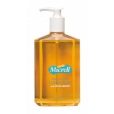 Micrell GOJO SOAP, ANTIBACTERIAL, MICRELL,BAG,PUMP,12OZ