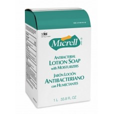 Micrell/GOJO SOAP,ANTIBACT,PURELL,MICRELL,1000 ML