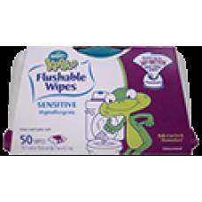 Kandoo Flushable Toilet Wipes