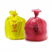 Biohazardous bags