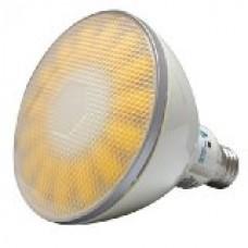 Viribright Dimmable 18 Watt LED Flood 140-Degree Warm White (pack of 2 bulbs)