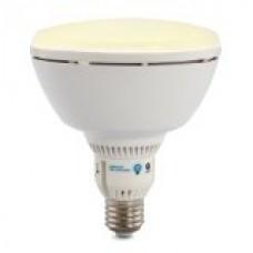 Benchmark by Viribright 73745LED 18-watt BR40 - A Lamp Standard Medium Base Dimmable LED, Warm White, 2800K, 1000