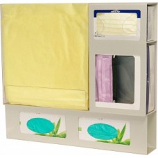 Bowman Isolation Stations Organizer