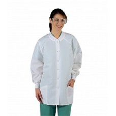 Medline Ladies' Resistat Warm-Up Jacket